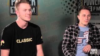 Round 2 Crew Talk About Mike Posner + DJ Mustard Influence