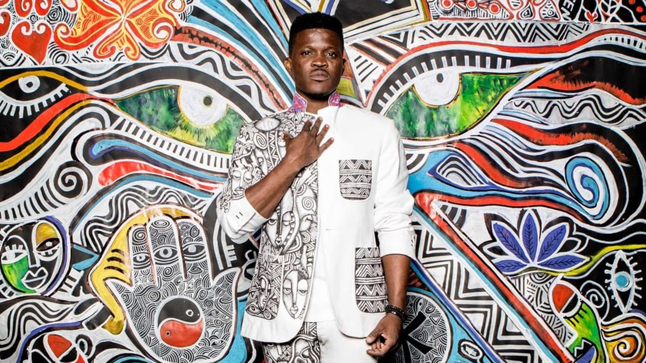 "Laolu Senbanjo's Expressive Body Art | From Beyonce's ""Lemonade"" to the Runway"