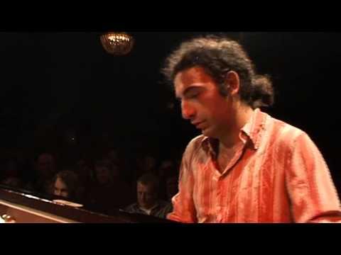 Stefano Bollani Trio LIVE at Copenhagen Jazzhouse