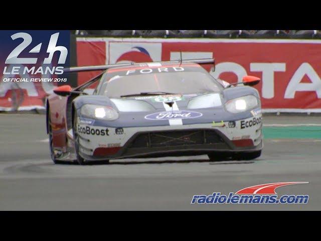 Epic GT Pro Battle   Porsche vs Ford   24 Hours of Le Mans 2018
