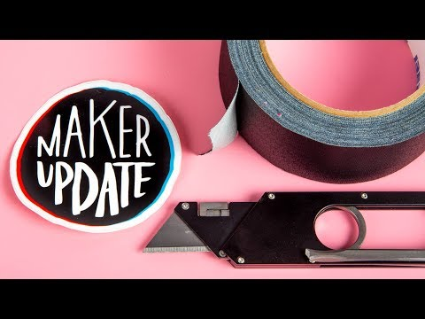 Maker Update: E-Paper Movie Player