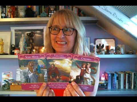 Libra Love & Romance October November December 2017 Tarot Reading (Angel & Fairy) by Sloane Rhodes