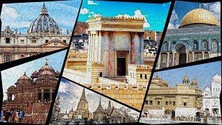 EL TERCER TEMPLO DE JERUSALÉN: ¿Coexistencia entre religiones o engaño existencial?