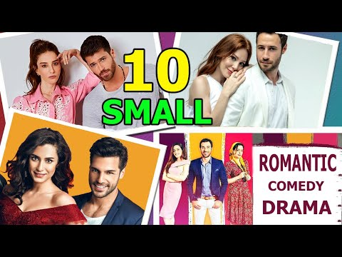 TOP 10 Small Romantic Comedy Turkish Drama Series limited to 20 Episodes