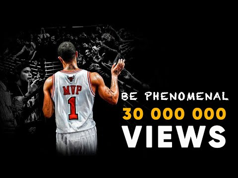 BEST MOTIVATIONAL VIDEO EVER - BE PHENOMENAL [HD]