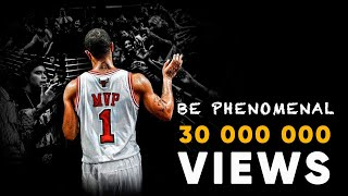 Repeat youtube video BEST MOTIVATIONAL VIDEO EVER - BE PHENOMENAL [HD]