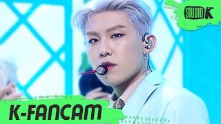 [K-Fancam] 에이비식스 박우진 직캠 '감아(CLOSE)' (AB6IX Park Woo-jin Fancam) l @MusicBank 210430
