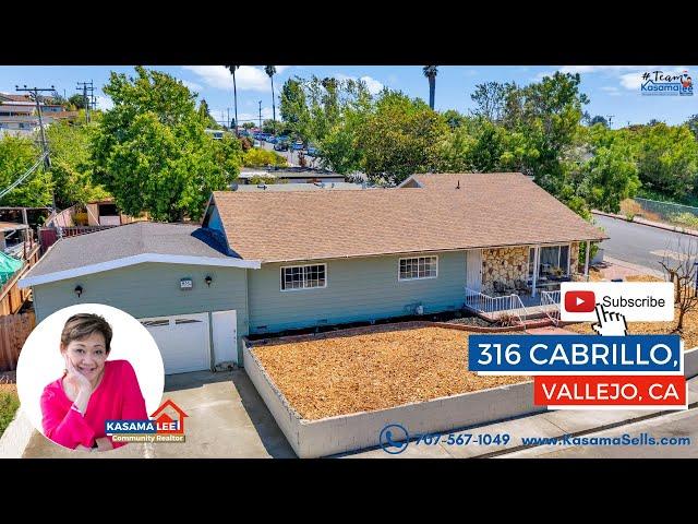 316 Cabrillo, Vallejo, CA | Kasama Lee