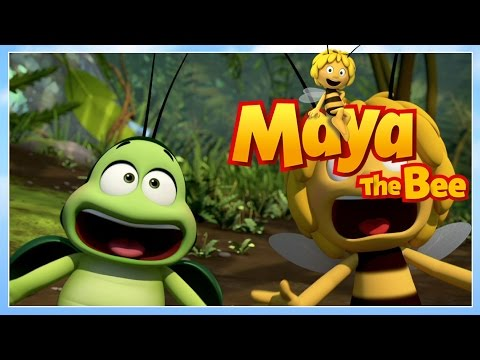 Maya the bee - Episode 5 - Willi's Bottle