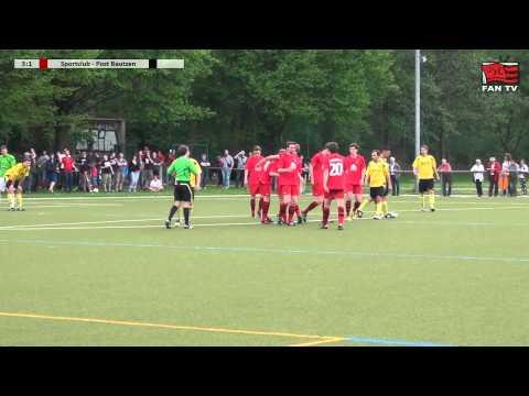 Highlights: Dresdner Sportclub 1898 - SV Post Germania Bautzen