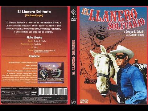 EL LLANERO SOLITARIO - CLAYTON MOORE (1949) El Jinete Enmascarado ® Manuel Alejandro 2016.