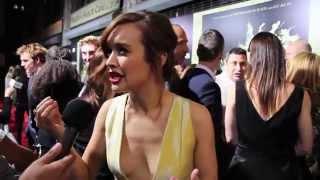 The Quiet Ones: Olivia Cooke Exclusive Premiere Interview