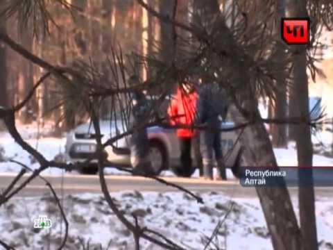Горно- Алтайск. Отстрел инспекторов ДПС ГИБДД..flv