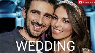 Sati Casanova celebrated the wedding in Italy now !!!