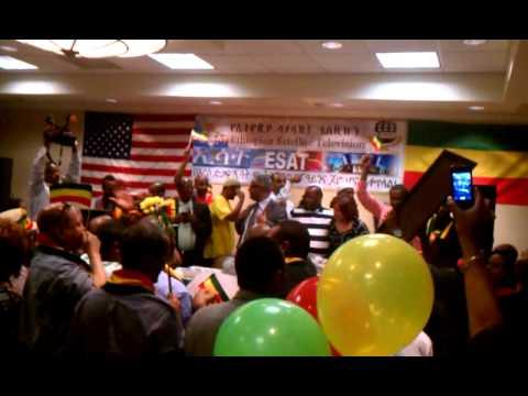 ESAT tv and radio fund raising in Dallas Texas