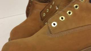 how to clean timberlands boots metod 2 ( remove stain )