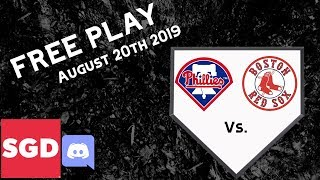 MLB Picks Today August 20th Expert Sports Betting Predictions 8-20-19 Sports Gambling Daily