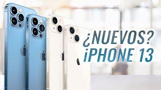 iPhone 13, TODO LO ¿NUEVO?