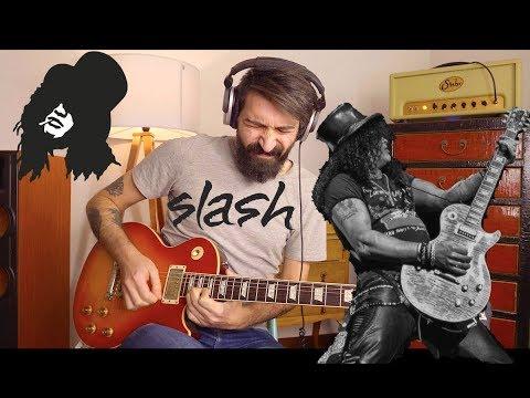 IMPROVVISIAMO con SLASH: RUBIAMO le IDEE per suonare meglio!