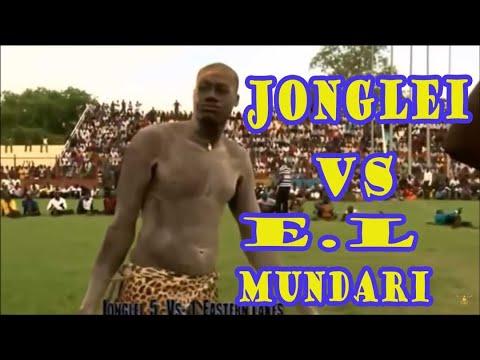 Wrestling Jonglei State vs Terekeke and Eastern Lakes.