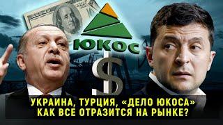 """Украина, Турция, """"дело ЮКОСа"""" - как все отразится на рынке? // Прямой эфир от 21.02.20"""