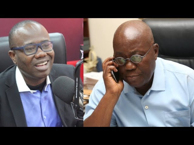 BREAKING NEWS : NANA ADDO vs KWASI NYANTAKYI  l AT LONG LAST l ONE ON ONE