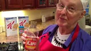 Cooking With Gwen 'Special K Bars' thumbnail