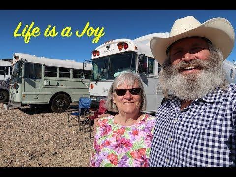 Life is a Joy travels #175 Walk at Ehrenberg redirect muffler