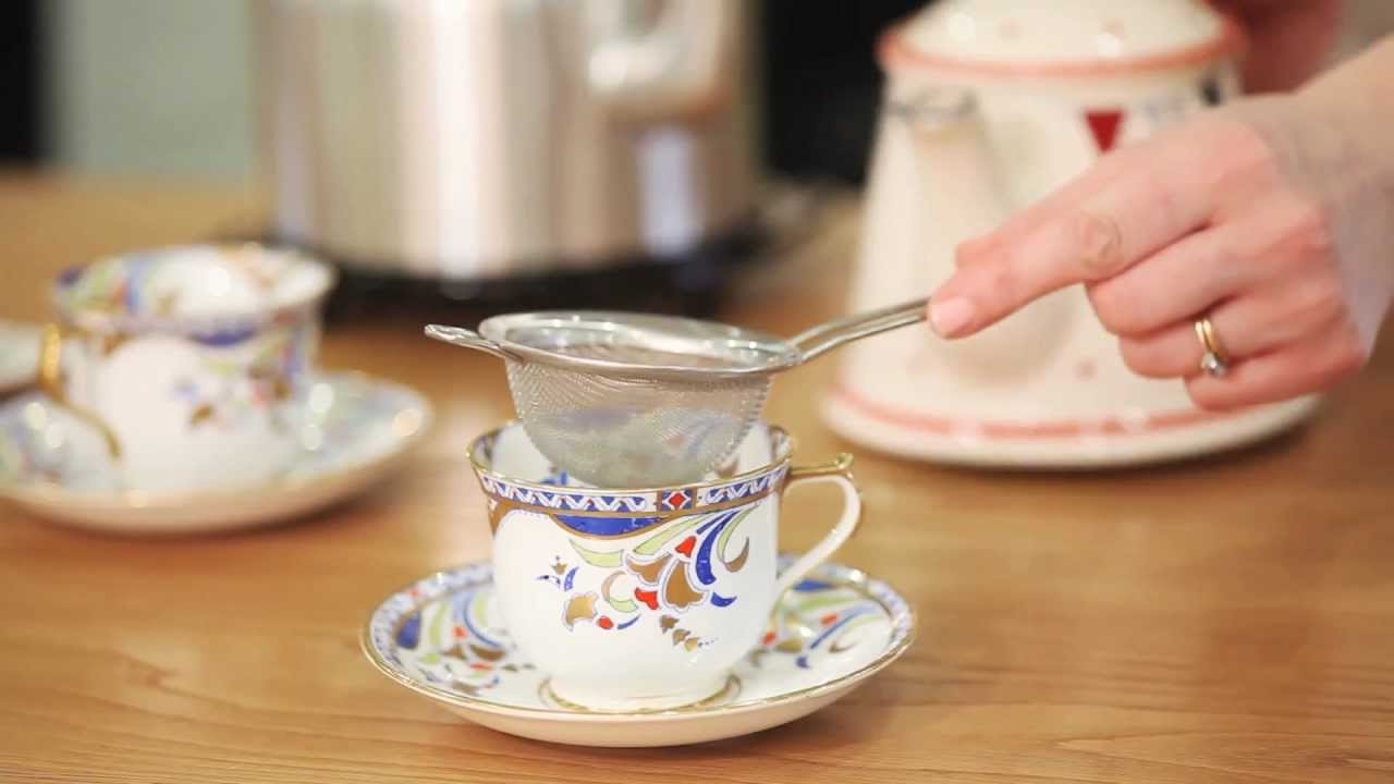 How To Make The Perfect Cup Of Loose Leaf Tea With Betty ...