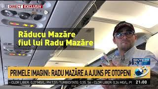 VIDEO. Imagini în premieră cu Radu Mazăre la sosirea în România (2)