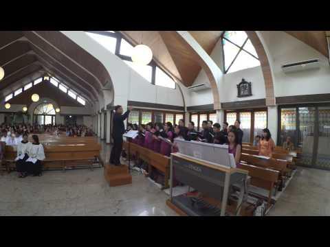 Lagu Cinta Untuk Mama Papa - OMK St Matias Choir