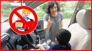 Reihan dan aturan sederhana untuk anak anak