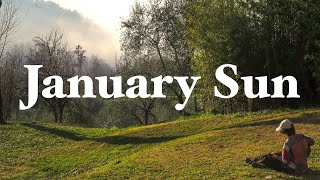 January Sun - Tuscany 2020