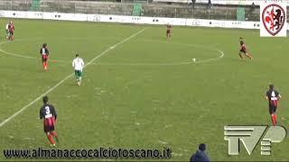 Eccellenza Girone B Fortis Juventus-Sinalunghese 1-1