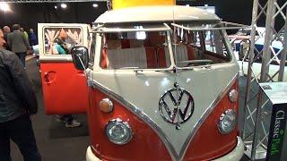 1966, Volkswagen T1 Camper - Classic Expo Salzburg 2014