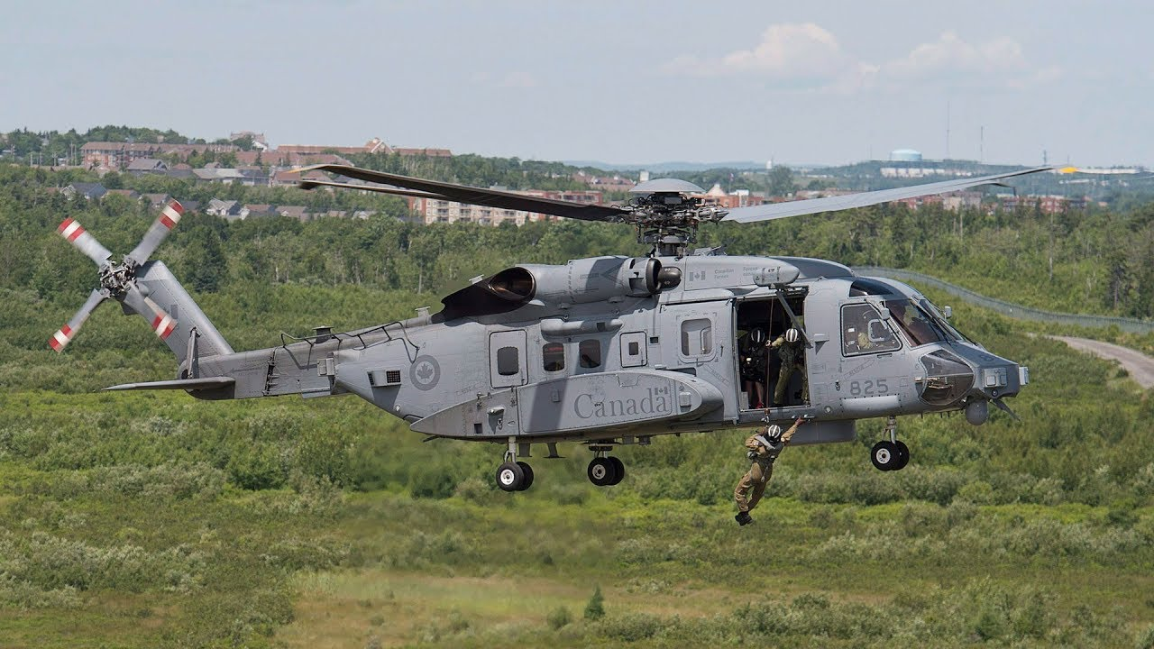 New Cyclone helicopter leaves for its first international deployment
