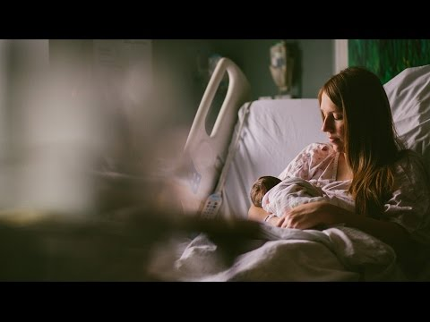 Cora's Birth Video // Kansas City Birth Videographer and Birth Photographer