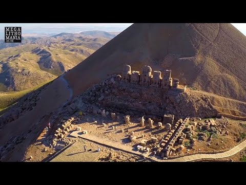 Mount Nemrut: Burial Place of the God-Kings of Ancient Anatolia