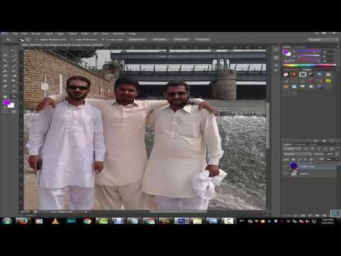 How To Use The Gradient Tool In Photoshop CS6 : Photoshop CS6 U0026 Elements