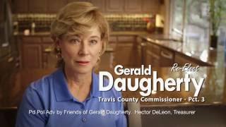 Gerald Daugherty Campaign: