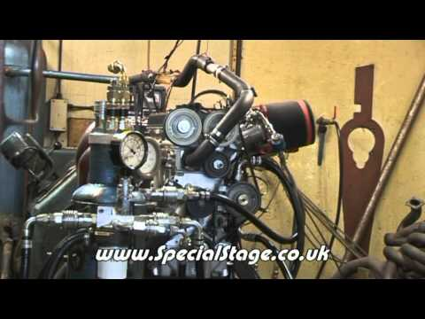 Dyno Run Millington Engine !