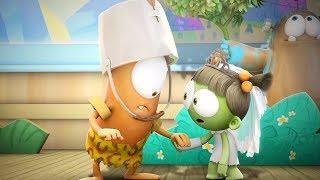 Funny Animated Cartoon | Spookiz | ❤️And They Call it Puppy Love❤️ | 스푸키즈 | Cartoon For Children