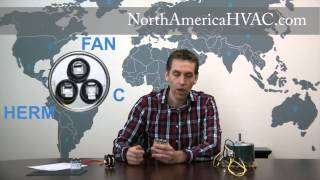 How to Wire a 3 Wire AC Condenser Fan Motor
