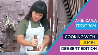 Cooking With Amel (Dessert Edition) - OREO BALL?!