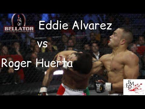Eddie Alvarez vs