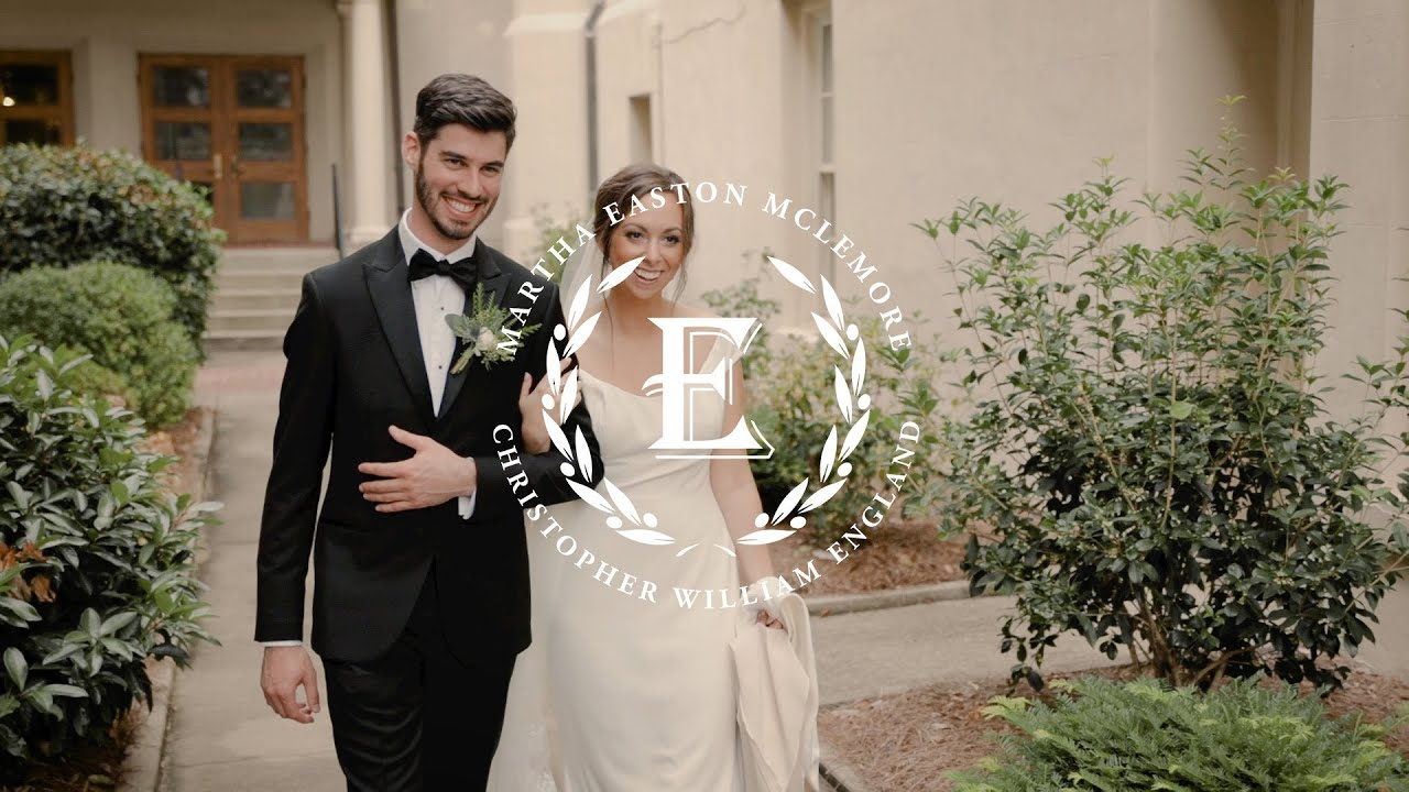 Martha Easton + Will England Wedding Film