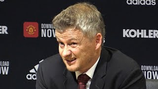 Man Utd 1-2 Crystal Palace - Ole Gunnar Solskjaer Full Post Match Press Conference - Premier League