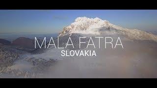 Malá Fatra from above | Slovakia - Veľký Rozsutec a Stoh