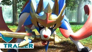 POKEMON Sword & Shield Trailer 2 (2019) Nintendo Switch Pokemon Game