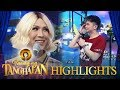 Tawag ng Tanghalan: Vhong asks the state of Vice's heart